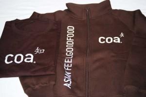 Werbemittel, Merchandising, Textilveredelung